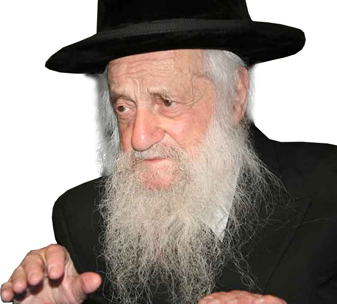 Maran Hagaon Hagadol Harav Shmuel Wosner