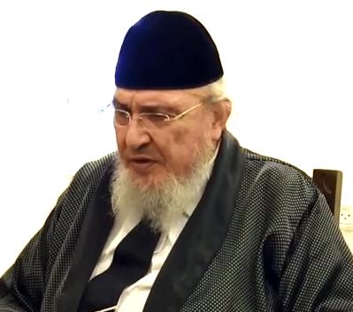 Maran Harav Boruch Mordechai Ezrachi